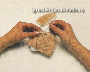как сделать игрушку зайца своими руками