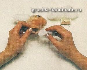 мягкая игрушка заяц своими руками
