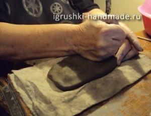 как сделать керамическую свистульку своими руками