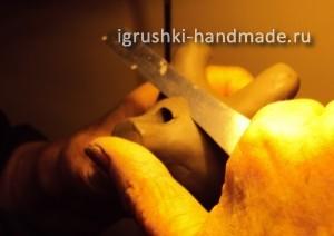 как сделать глиняную игрушку свистульку своими руками