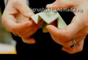 новогодние игрушки из бумаги своими руками,елка