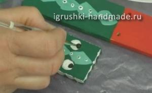 как сделать игрушку дракона своими руками, мастер-класс