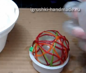 изготовление новогодних игрушек своими руками