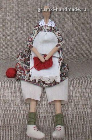 Игрушки и куклы своими руками