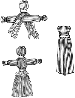 Как сделать вязаную куклу своими руками фото 951