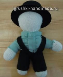 кукла из перчаток своими руками, мастер-класс