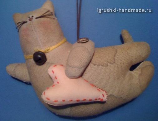 Видео мастер класс по изготовлению куклы тильды