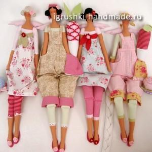 как сшить куклу тильду своими руками