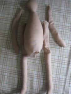 как сделать куклу Тильду,мастер-класс