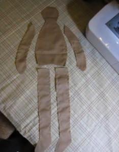 как сшить куклу Тильду,мастер-класс