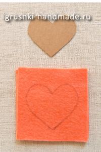 как сделать сердечко- валентинку своими руками, мастер-класс