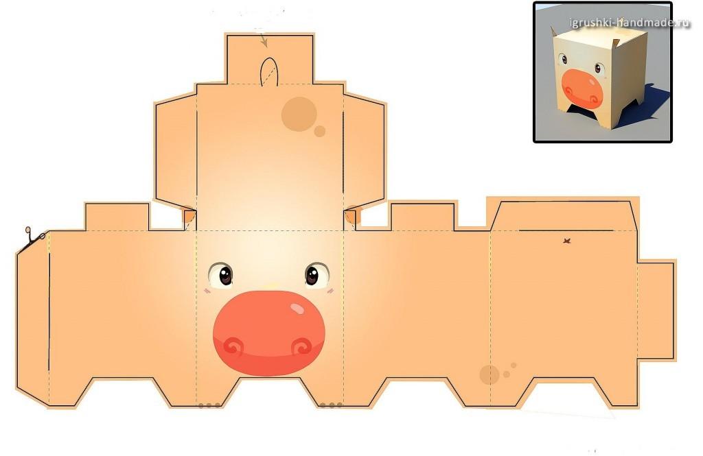 Объемные игрушки своими руками схемы шаблоны