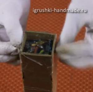 как сделать калейдоскоп из бумаги своими руками