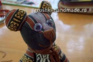 мастер - класс как сделать мишку Тедди своими руками