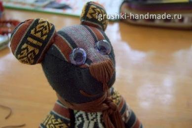 Как сшить мишку своими руками мишку выкройки