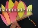 как сделать маску индейца из бумаги своими руками
