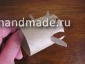 игрушка корова из картона своими руками