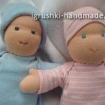Как сшить куклу Младенца из ткани своими руками. Мастер-класс