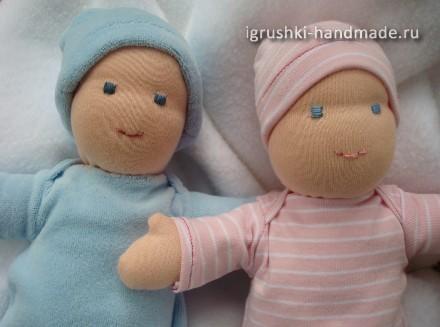 как сшить куклу младенца из ткани своими руками, мастер-класс