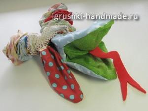 мягкая игрушка змея своими руками