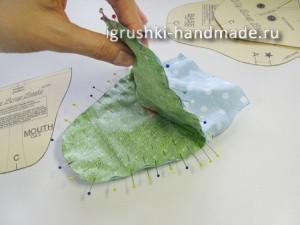 как сделать мягкую игрушку змею своими руками