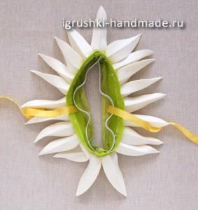 как сшить костюм цветка (ромашки) своими руками