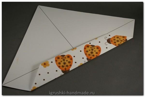 Коробочка своими руками для сувенира без клея | Упаковка для подарка, мастер-класс