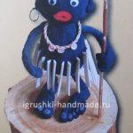 Мягкая игрушка Негритёнок Тумба-Юмба