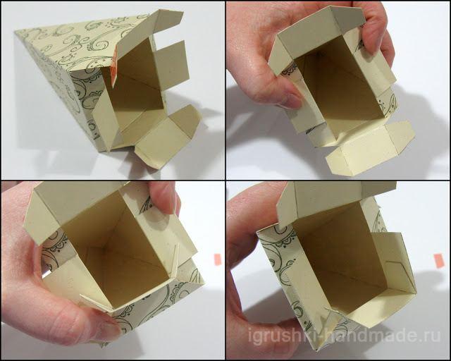 Как сделать коробку в форме сердца - Strana-Sovetov 18