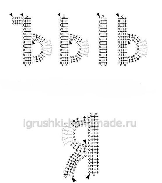 """Развивающая детская игра """"Мягкий алфавит"""""""
