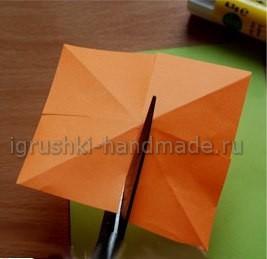 Бумажные тюльпаны своими руками