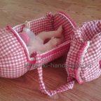 Детская игрушечная коляска для кукол