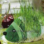 Как сделать травянчика