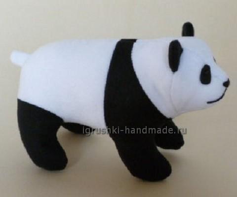 "Мягкая игрушка ""Панда""."