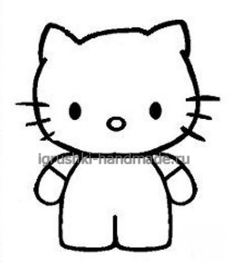 """Игрушка """" Hello Kitty"""""""