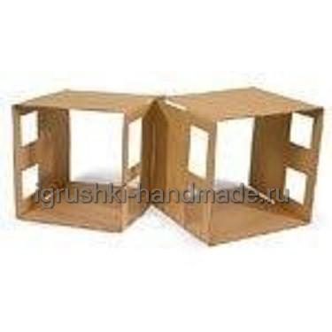 Как сделать мебель для дома кукол фото 563